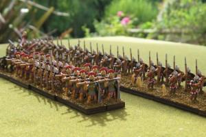 Assyrian Infantry - SpO