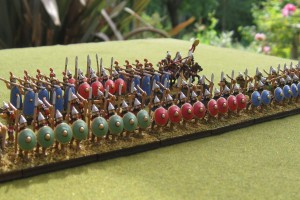 Assyrian Infantry - All