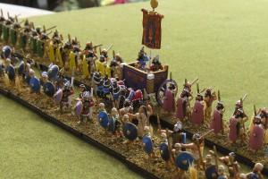 Assyrian Divine Chariot