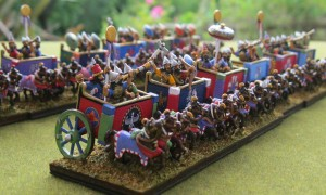 Assyrian Chariots 1