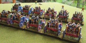 Assyrian Chariots 2
